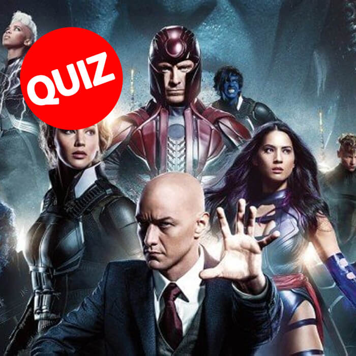 QUIZ: What Character Are You From X-Men Series?