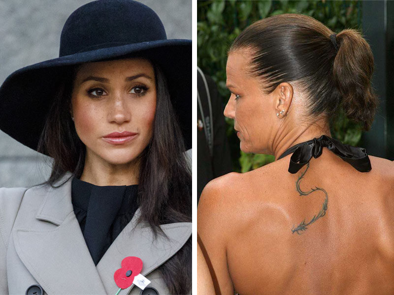 Rebel Rebel! 7 WILD Royal Family Members Who Have Tattoos