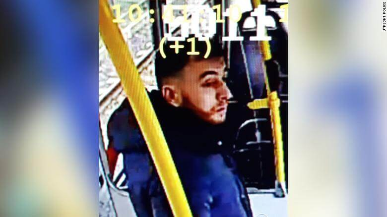 Utrecht Shooting: 3 Dead After Attack on Tram in Netherlands, Gunman's Still Wanted (PHOTO)