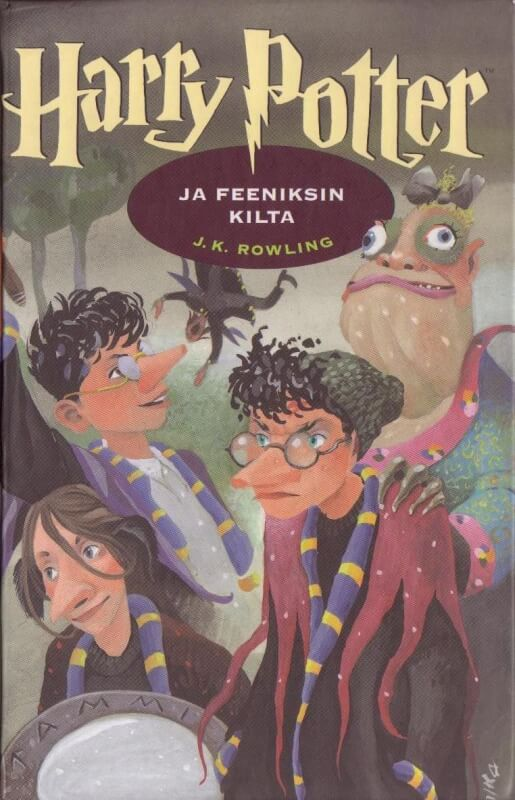 10 Weirdest and Most Bizarre 'Harry Potter' Book Covers From Every Corner of World