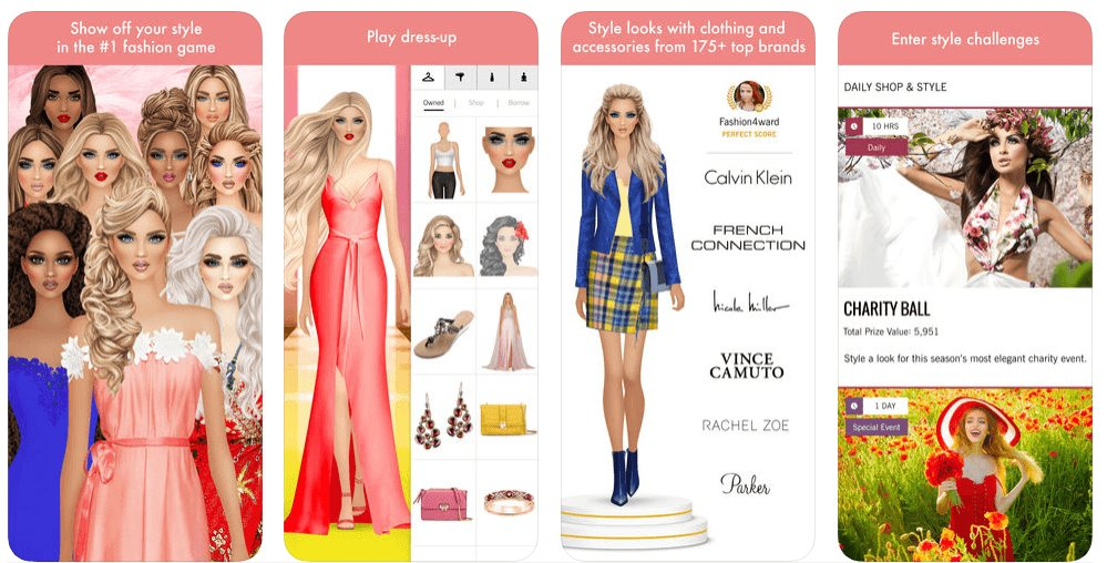 7 Best Fashion Designer Games Not Your Regular Dress Up Apps