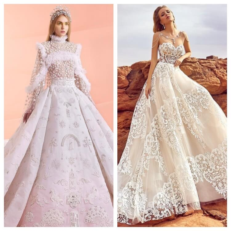 10 Most Marvelous Wedding Dresses Every Woman Would Want to Own