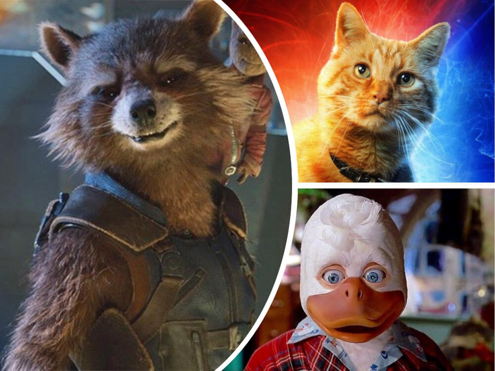 7 Most Popular Animals of Marvel Movies - They Are More Than Just Pets