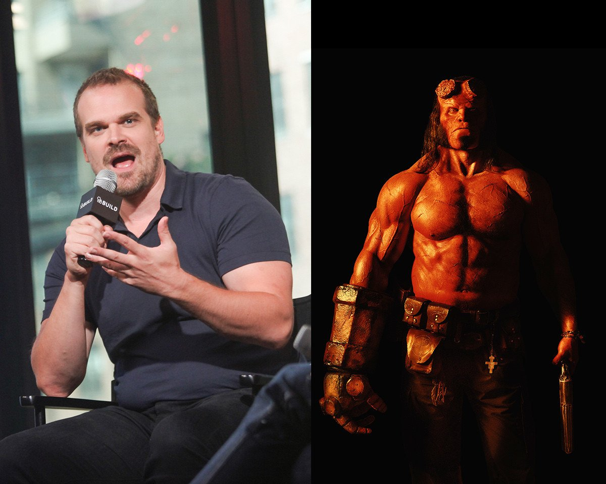 Hellboy Reboot 7 Unknown Facts About Stranger Things David Harbour S Character