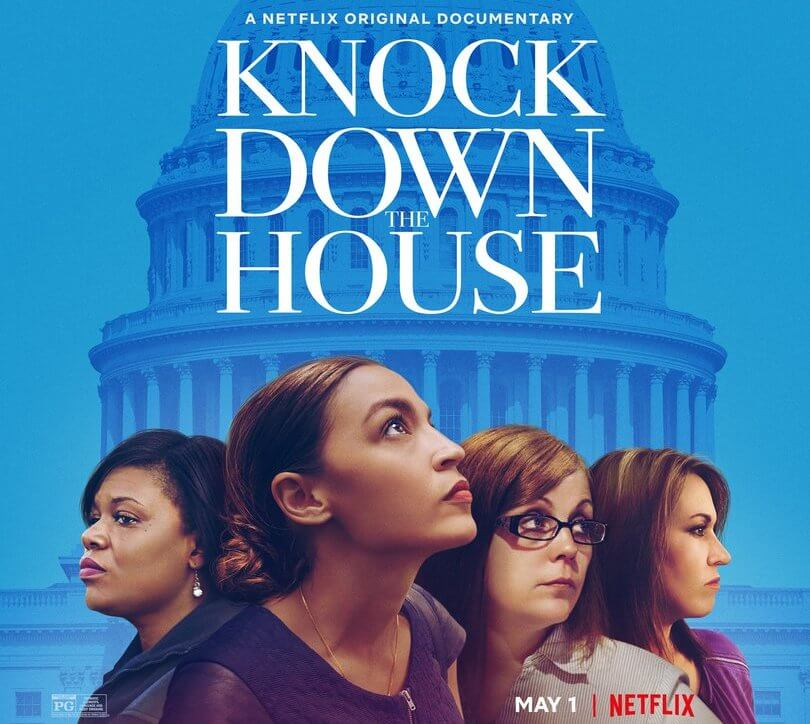 Ocasio-Cortez and Other Strong Women in Netflix's 'Knock Down The House' - What to Expect?