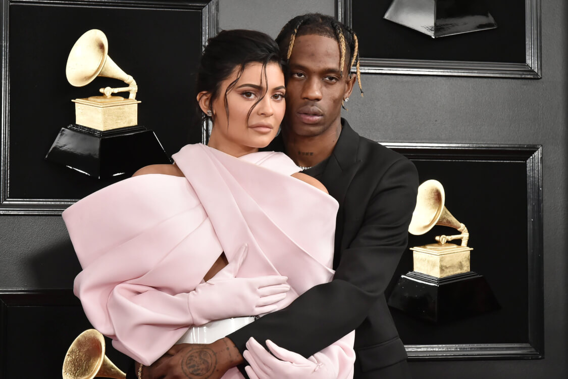 Kylie Jennerand Travis ScottMatching Ink + 15 More The Most Remarkable Celebrities Tattoos Of 2019 So Far