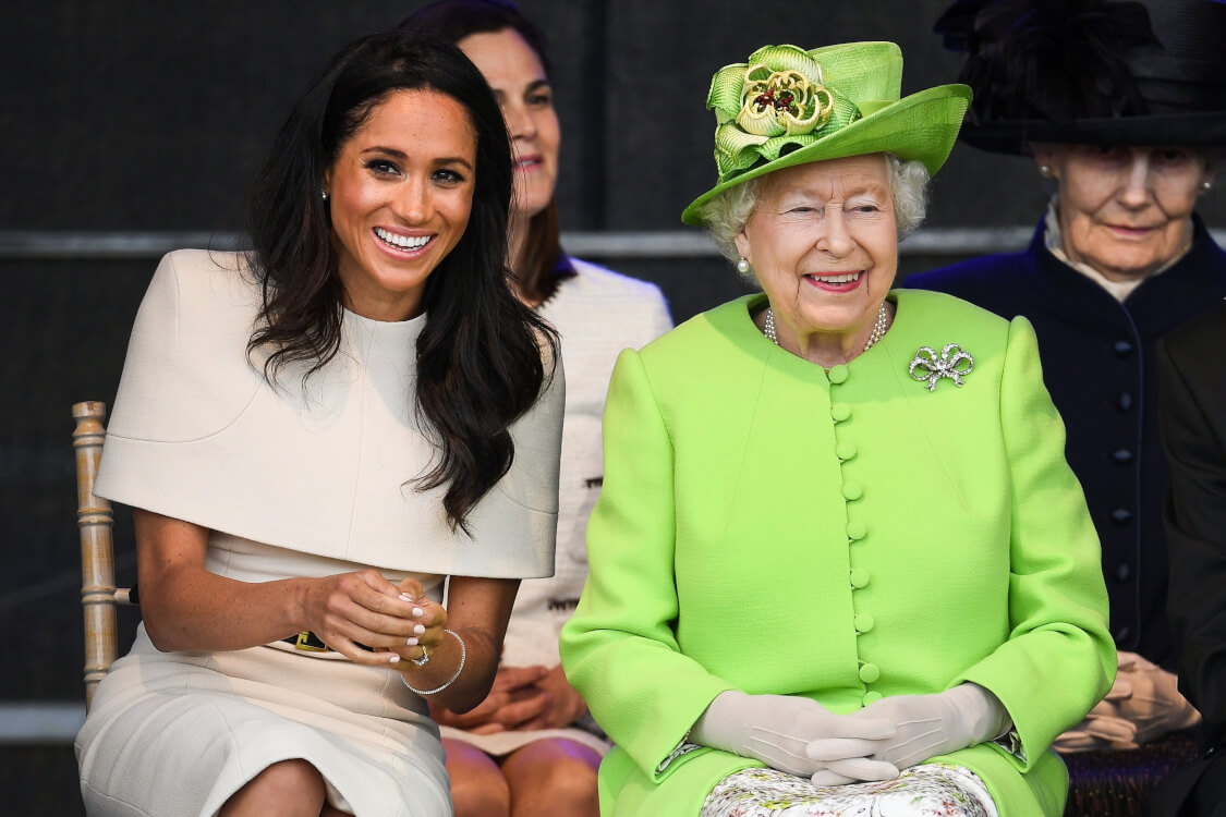 HOT! The Queen Bans Meghan Markle From Wearing Diana's Jewelry, But Guess Who's Allowed!
