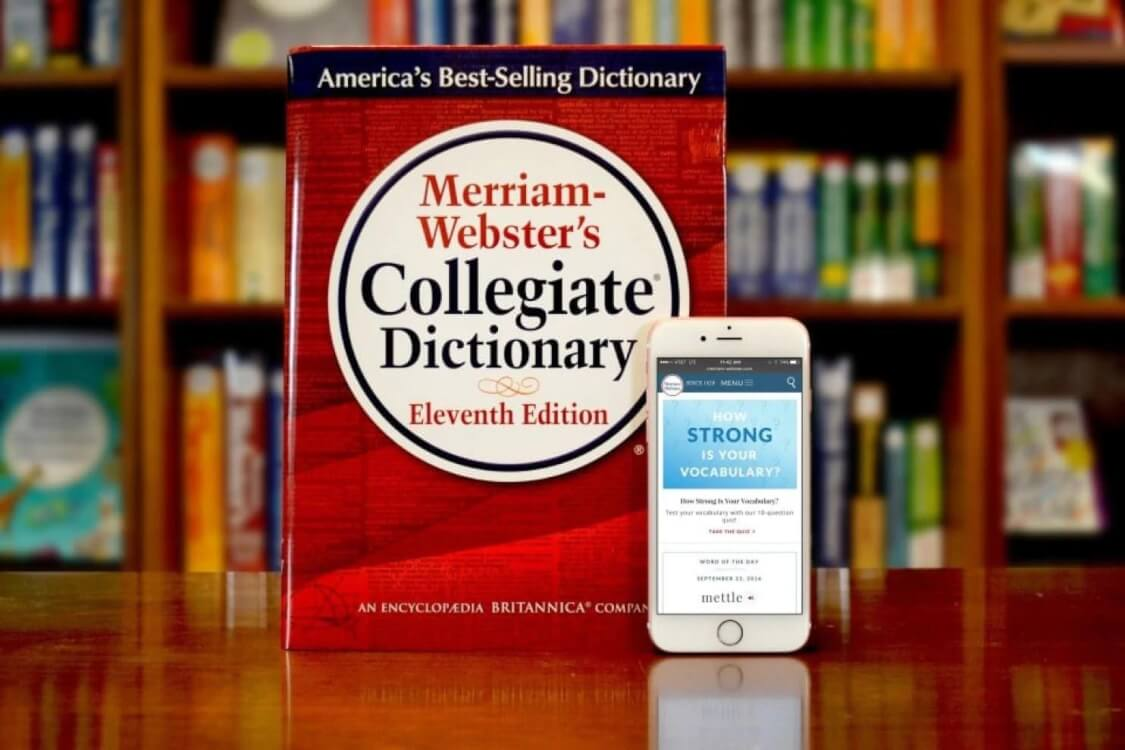 Merriam-Webster Added 640+ NEW Words Including Slang – Learn