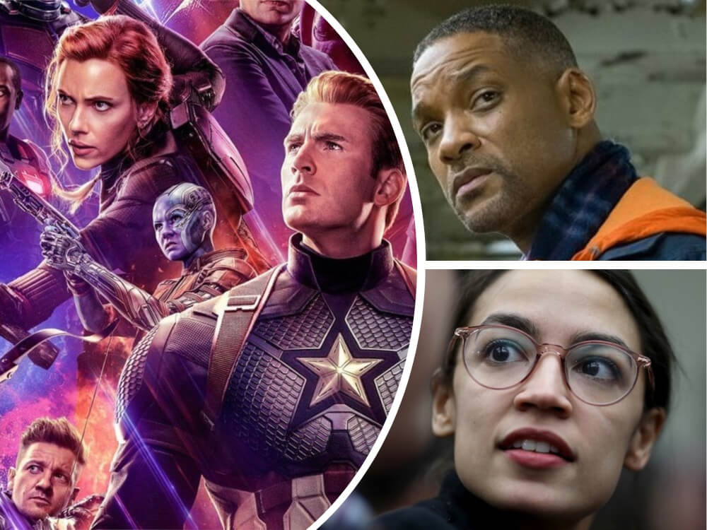 Nexter Movie News: Avengers: Endgame Premiere, 1st Trailer for Gemini Man + 4 More
