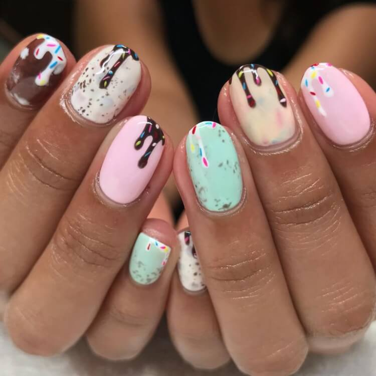 Prepare for Summer 2019! Try Amazing Nail Designs for You to Make Everyone Jealous