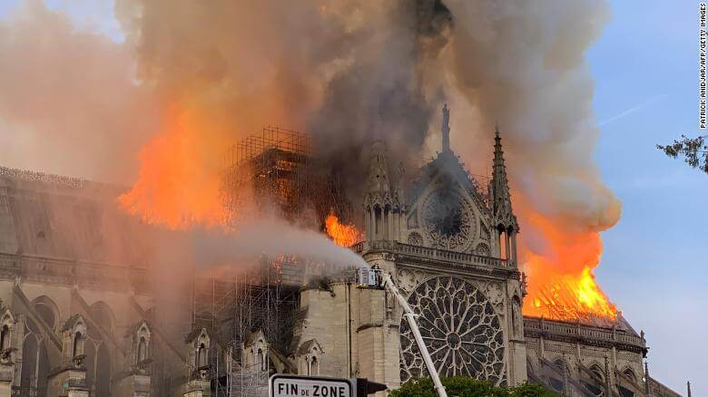 Paris' Notre-Dame Fire in Pics and Facts - Here's Why Cathedral Is So Important for French Culture and History