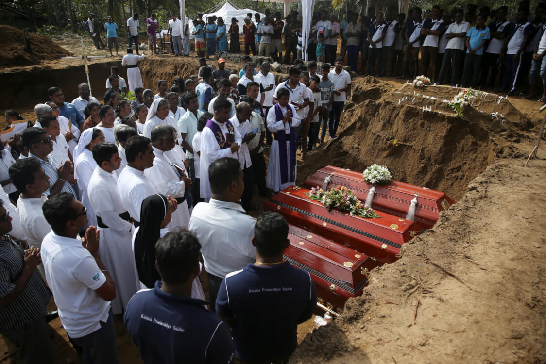 Sri Lanka Attack: Death Toll Rises to 310 - New Names of Victims and 40 Arrested Suspects (PHOTOS)