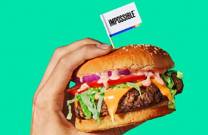 "Burger King Tests Vegan ""Impossible Burger"" + 5 More BEST Places to Try Plant-Based Fast Food in US"