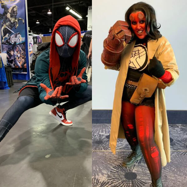 WonderCon 2019: 10 Absolutely Amazing Cosplay Costumes from Geek-Party