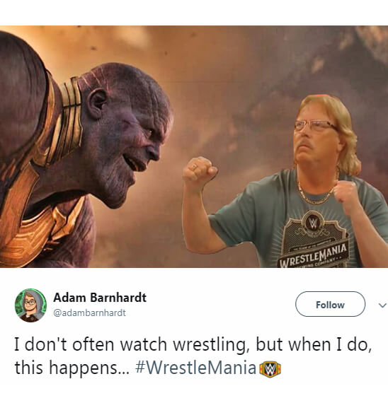 The Miz's Dad Is Absolutely Mental! 8 Best Memes From WrestleMania 35