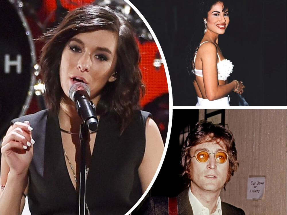 Christina Grimmie, John Lennon + 4 Other Celebrities That Were Killed By Their Own Fans