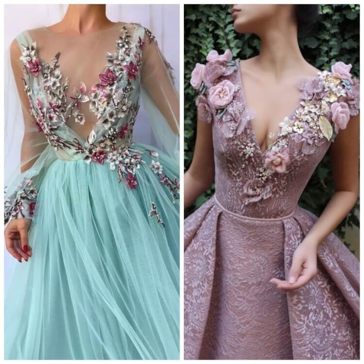 10 Marvelous Designer Dresses Any Woman Would Look Like a Disney Princess In