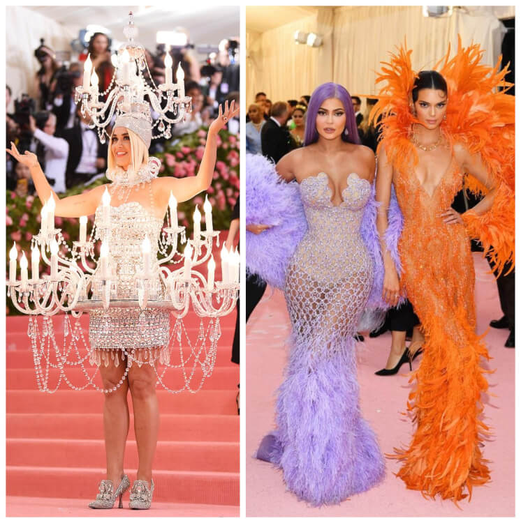 10 Worst-Dressed Celebrities at 2019 Met Gala - From 'Miss Boringness' to Too-Naked Looks