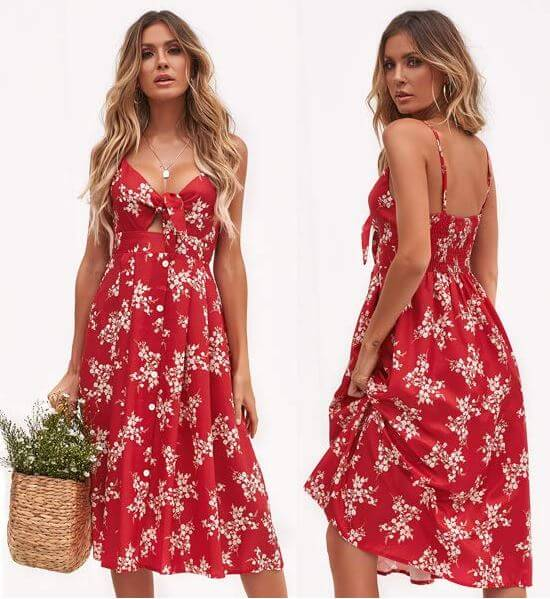 Some of The Best Summer 2019 Floral Dresses You'll Want to Buy Right Now
