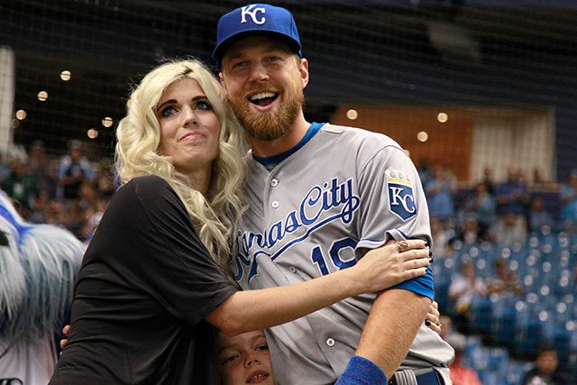 Ben and Julianna Zobrist + 7 Other Favorite Celebs Couples Who Broke Up in 2019