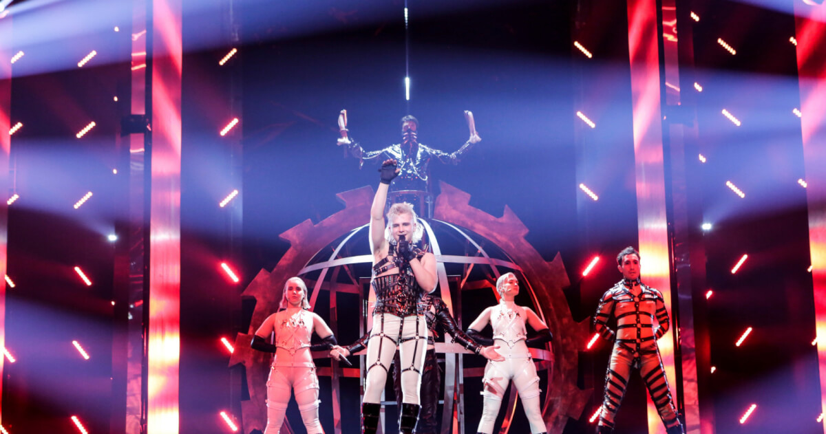 BDSM-Styled Band From Iceland + 4 Most Remarkable Moments and Performances of Eurovision 2019