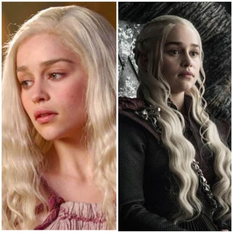 How Actors of Game of Thrones Changed - Season 1 VS Season 8