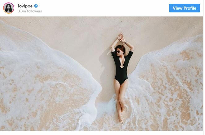 7 Beach Instagram Poses Ideas In 2019 Celebs And Models Use Daily