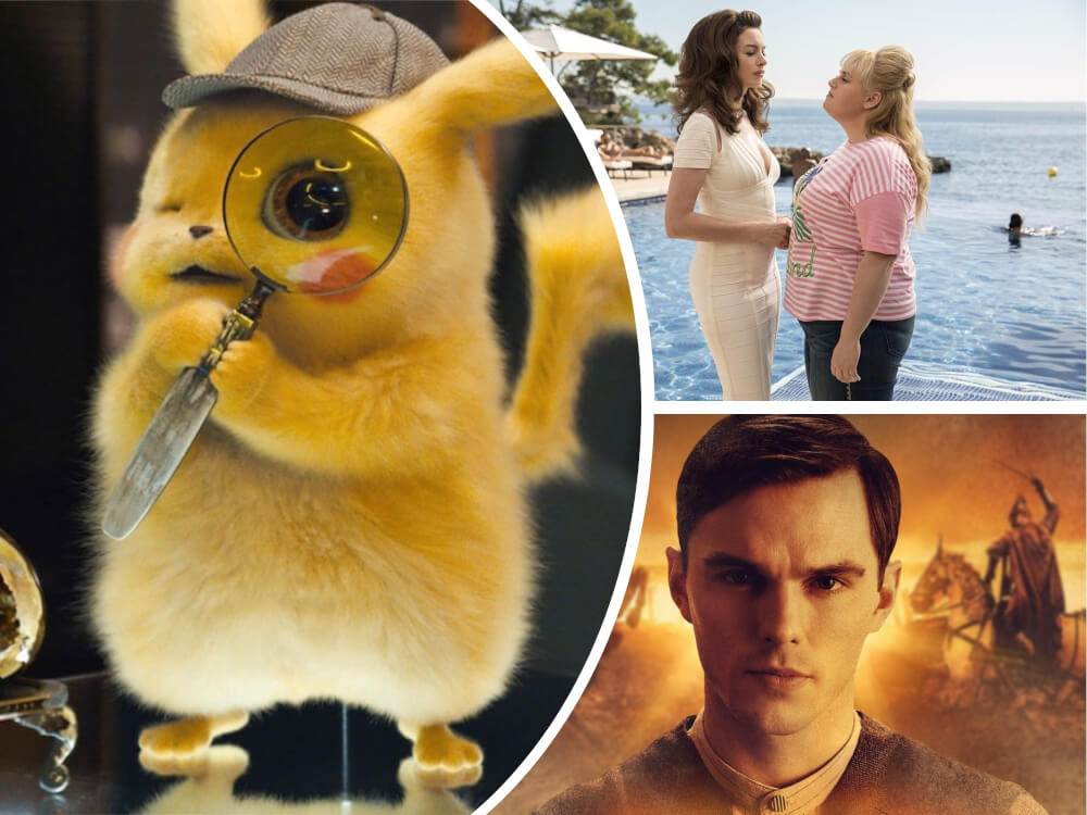 Nexter Movie News: 'Tolkien', 'Pokémon: Detective Pikachu', 'The Hustle' Premieres; 'It: Chapter 2' First Trailer + More