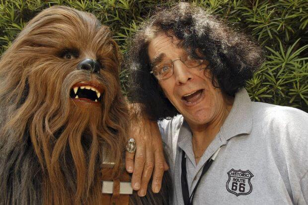 5 Unknown Facts About Chewbacca Actor Peter Mayhew and 'Star Wars' Crew Touching Tributes