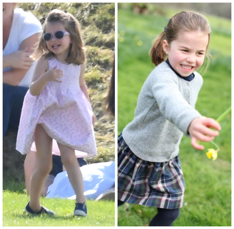 Princess Charlotte Celebrates 4th Birthday - See 14 Iconic Photos and How Does Her Royal Cuteness Looks Now
