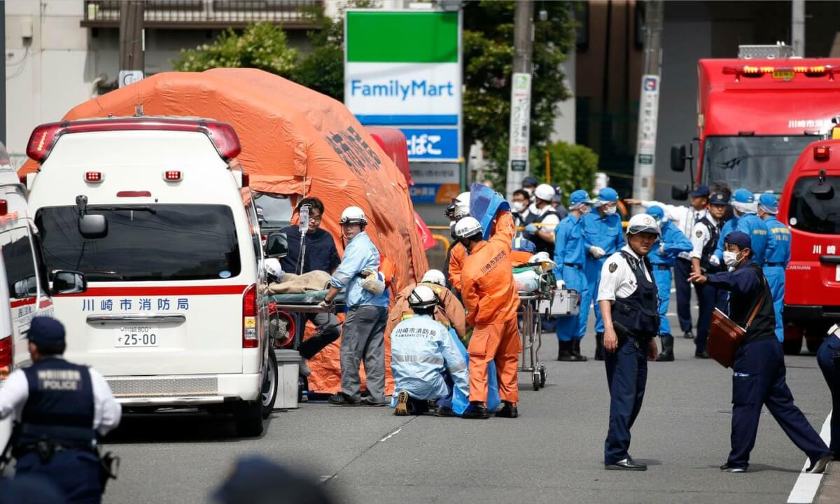 Tokyo Stabbing, Mount Everest Death Toll Rises to 11  + 3 More Hot News of Tuesday, May 28