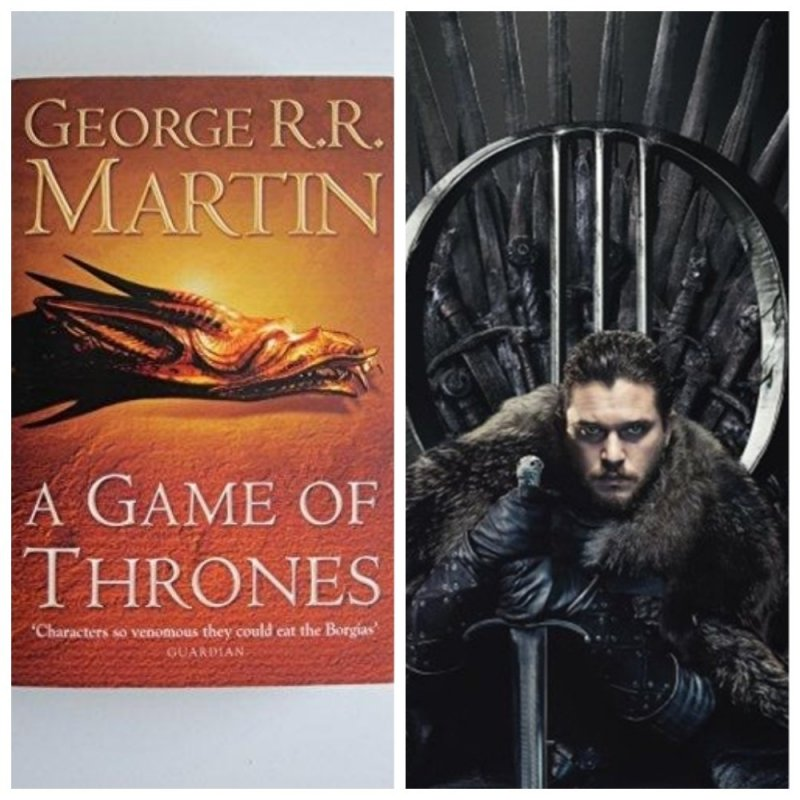 "10 Biggest Differences Between the ""Game of Thrones"" Series and the Books"