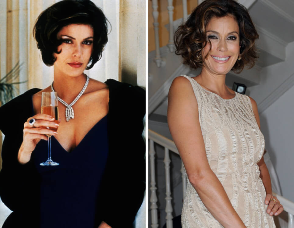 10 Gorgeous Bond Girlfriends - Now and Then Photos