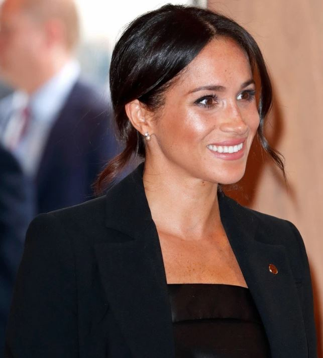 $760K-Worth Jewelry That Meghan Markle Wore So Far