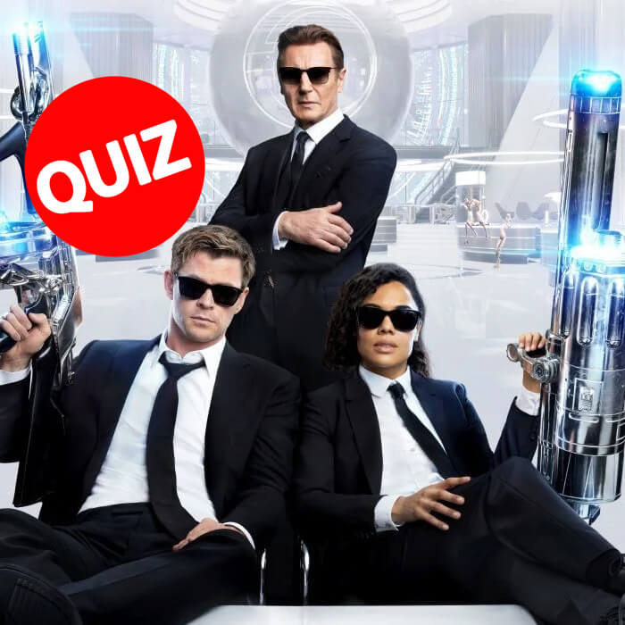QUIZ: Who Are You From 'Men in Black: International'?