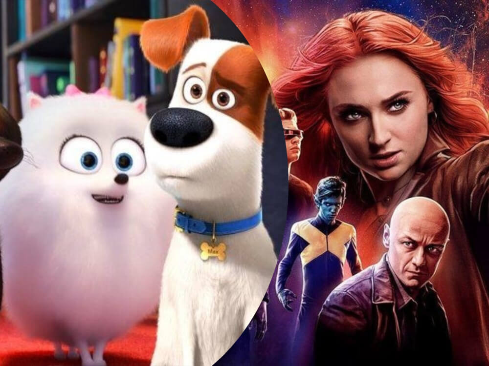 Nexter Movie News: 'Black Mirror' Season 5, X-Men: Dark Phoenix and Secret Life of Pets 2 Premieres and Fresh Trailers