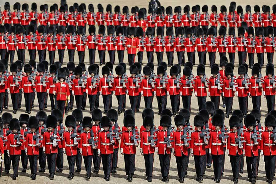 Trooping the Color 2019: All the Best pictures from Queen