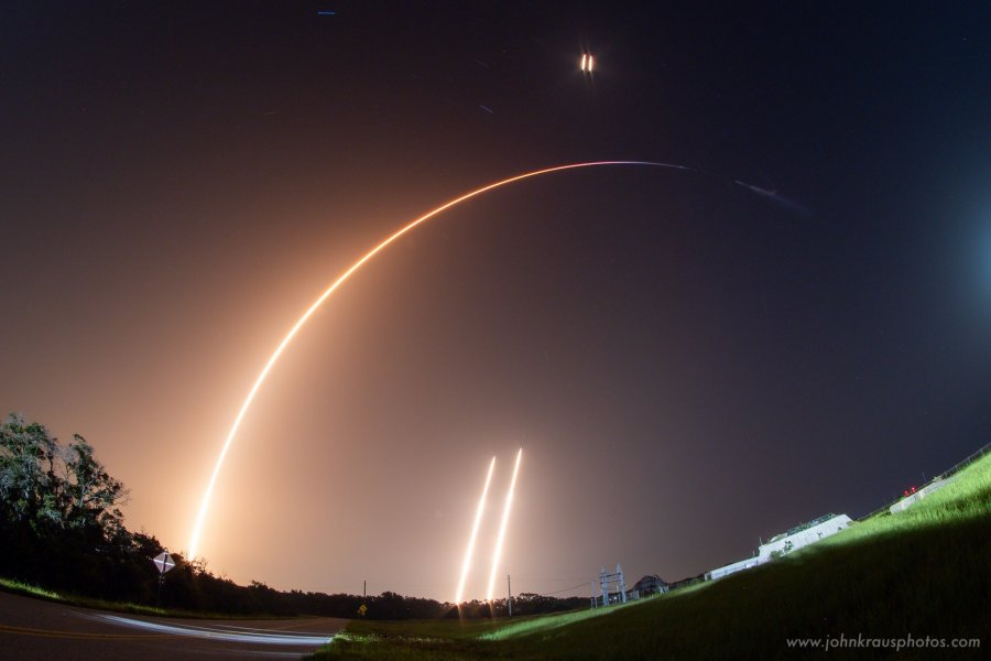 What's Up, Elon: Falcon Heavy Launch, Musk Mixes Up the ...