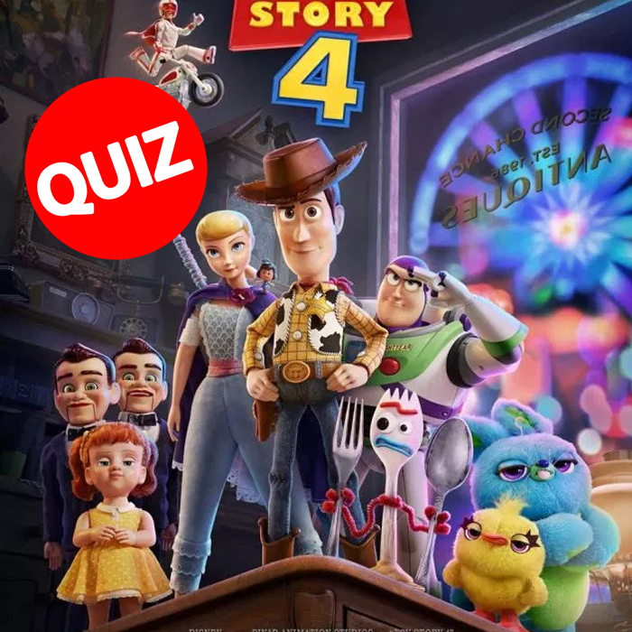 QUIZ: Which Character from 'Toy Story 4' Are You?