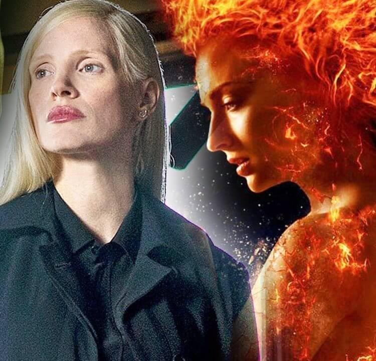 4 Things We Learned About 'X-Men: Dark Phoenix' Mysterious Villain Played by Jessica Chastain