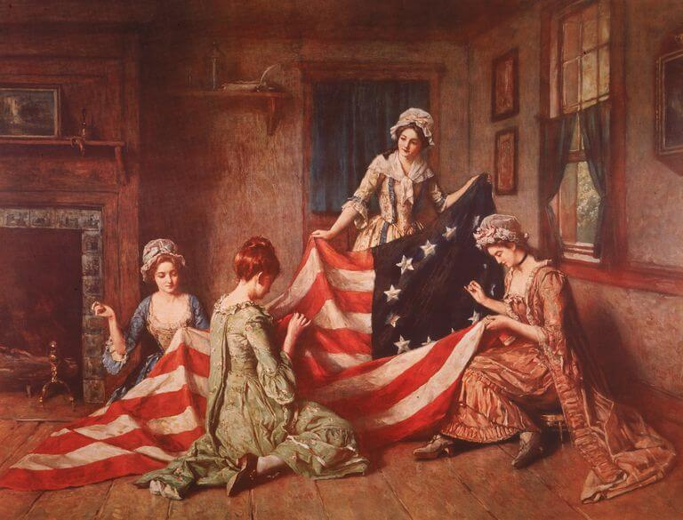 betsy-ross-american-flag-photo