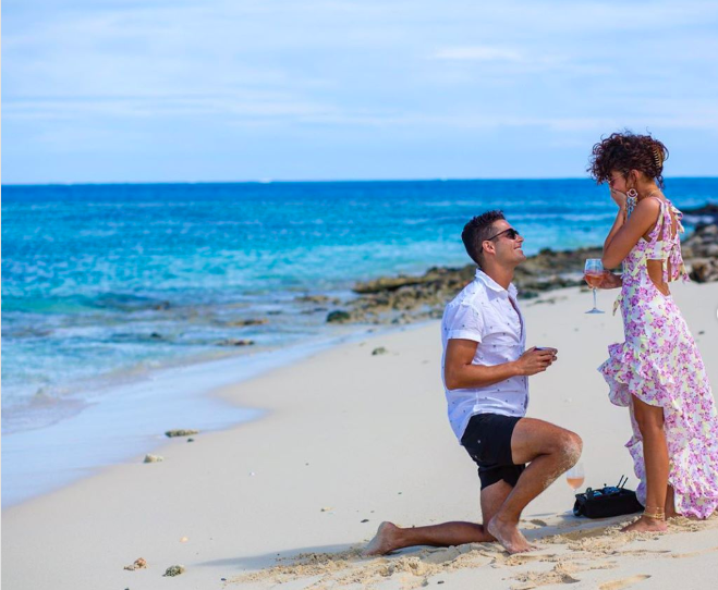 Sarah Hyland and Wells Adams + 13 More Celebrity Couples Got Engaged in 2019 So Far