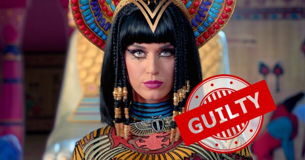 Katy Perry Ordered to Pay $2.78M for Copying Christian Rap Song for 'Dark Horse'