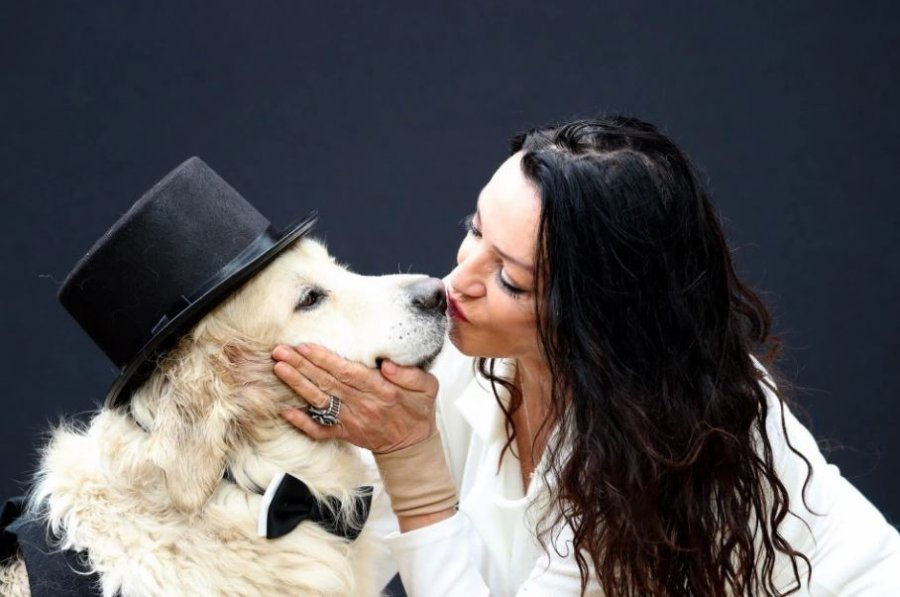 Shocking Reason Why This Former Model 'Marries' Her Own Dog