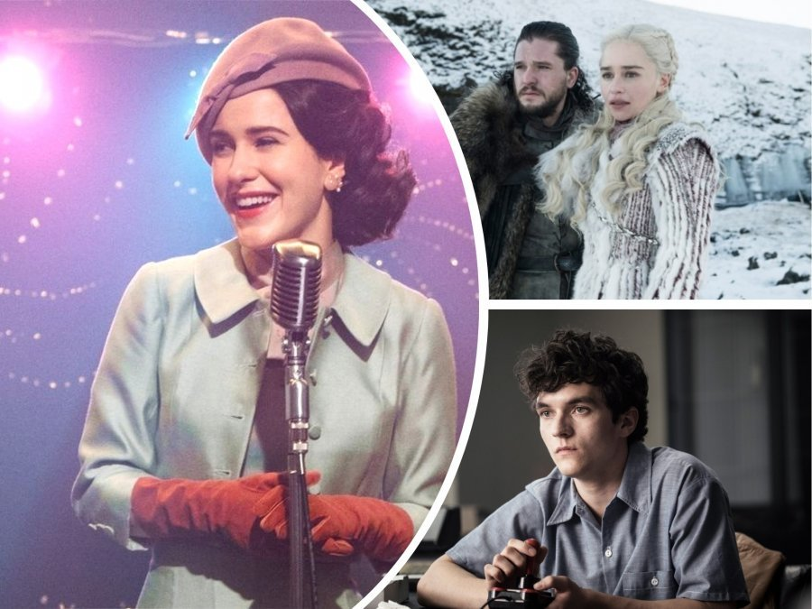 """2019 Emmy Nominees: """"Game of Thrones,"""" """"The Marvelous Mrs. Maisel"""" and More"""