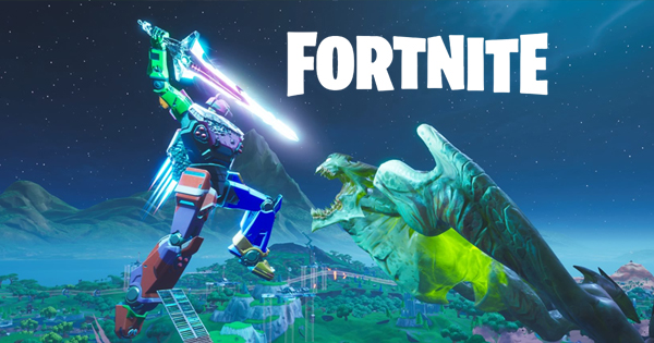 'Fortnite' Season 9 Ends with Epic Kaiju Fight - When Does Fortnite Season 10 Start?