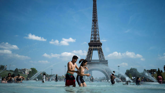 Europe Is Literally Burning: How to Deal With Record-High Temperatures?