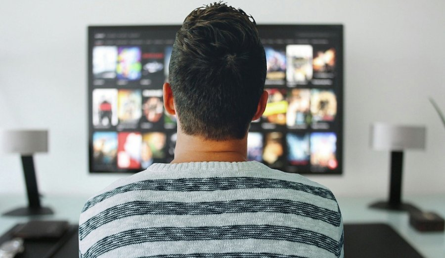 man-watching-tv-photo