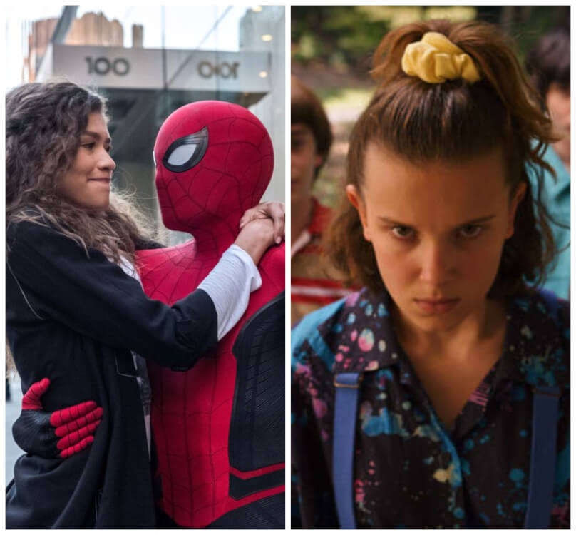 Nexter Movie News: 'Spider-Man: Far from Home' Premiere, 'Stranger Things' Season 3, 'Knives Out' Trailer + More
