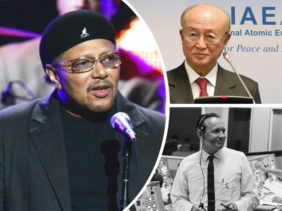 RIP: Singer Art Neville, Diplomat Yukiya Amano and NASA Flight Director Chris Kraft Passed Away